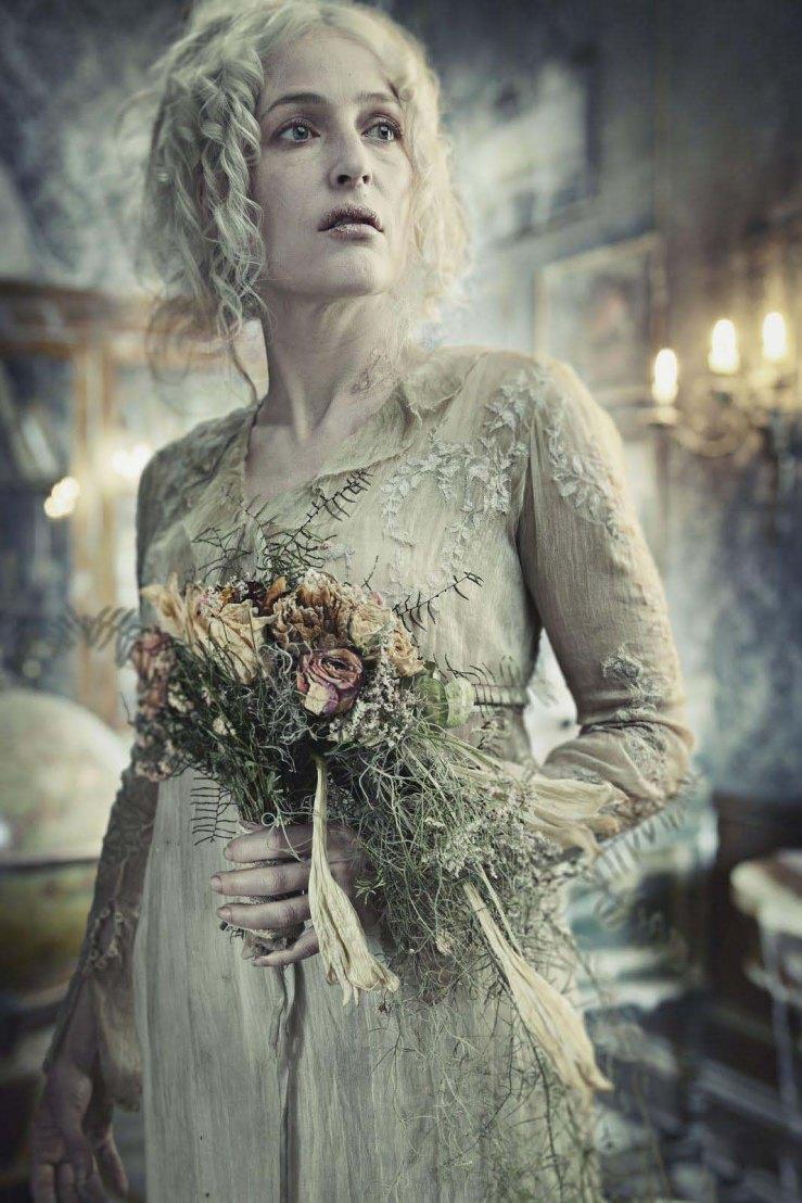 Gillian Anderson as Miss Havisham_FULL